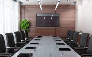 Büroreinigung - sauberes Büro